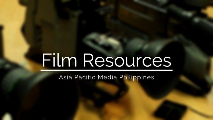 Film Resources