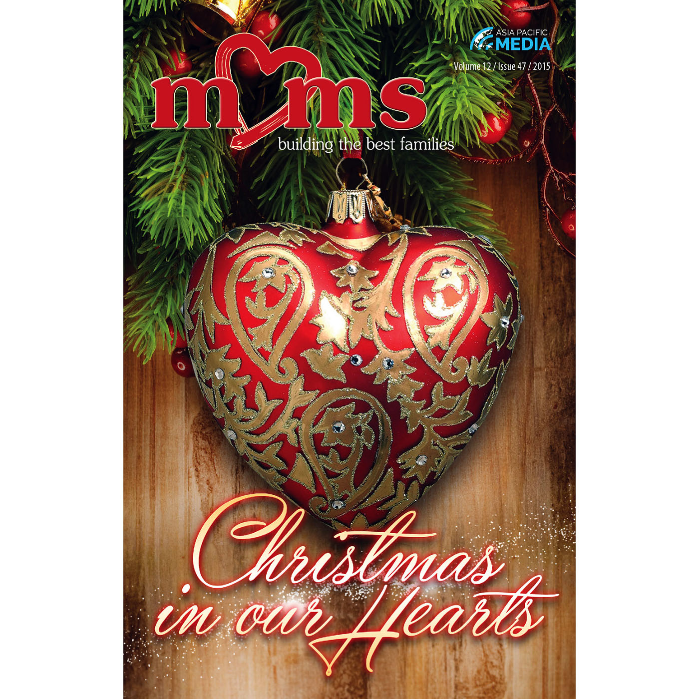 Christmas In Our Hearts.Moms Magazine October 2015 Issue Christmas In Our Hearts Apmedia