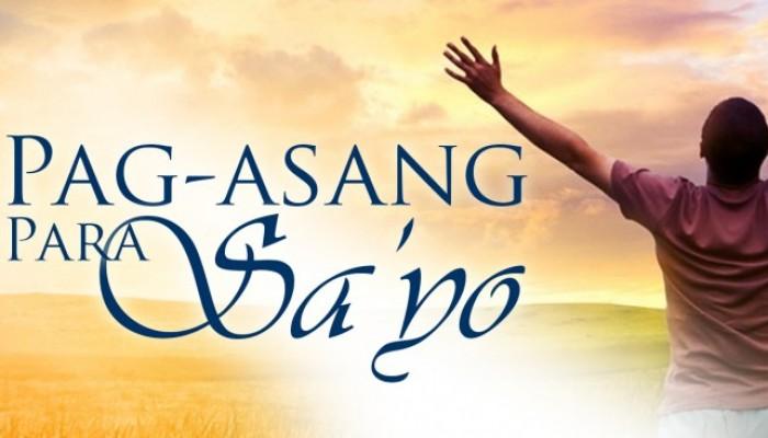 Celebration, Consecration, and Commitment (Part 1) – Pag-asang Para Sa'Yo