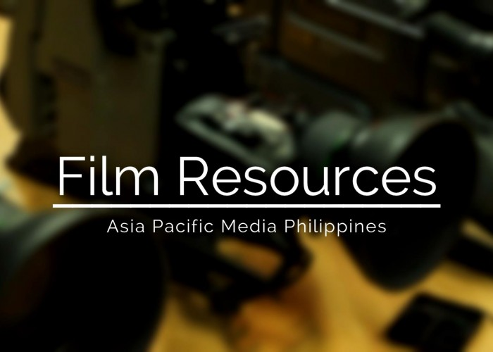 Film Resources