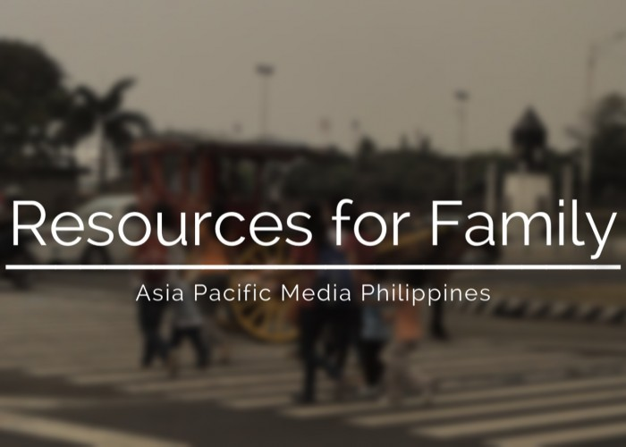 Resources for the Family