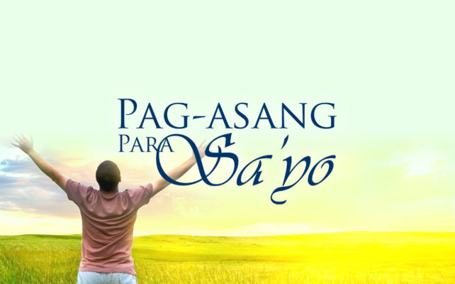Jesus is in my storm – Part01- Pag-asang Para Sa'Yo