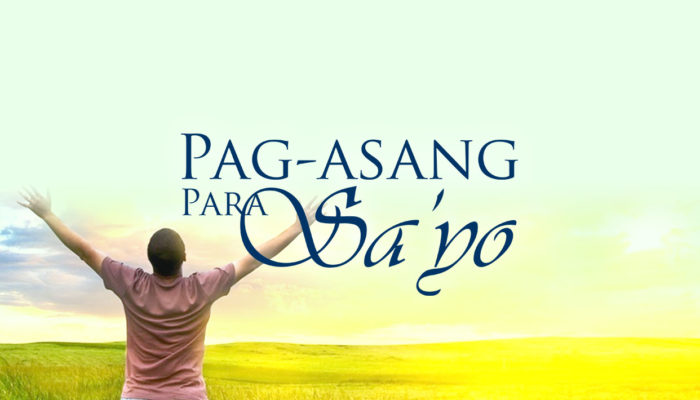 The best is yet to come – Pag-asang Para Sa'Yo
