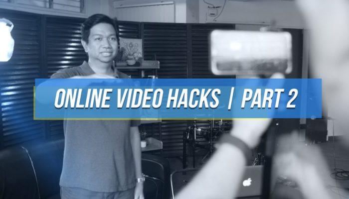 Church Livestream Hacks | Part 2